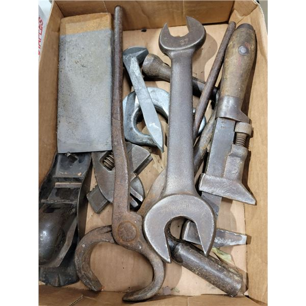 collectible lot tools