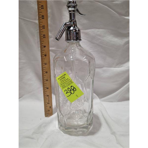 selser bottle