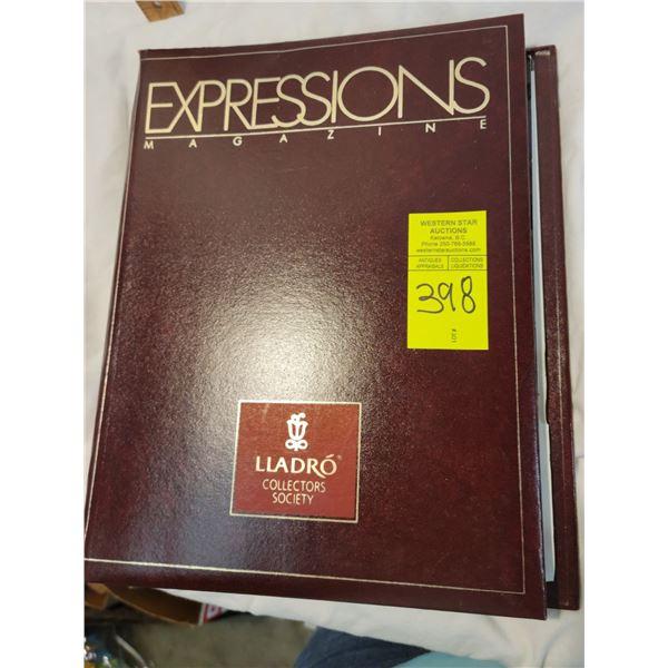Lladro book