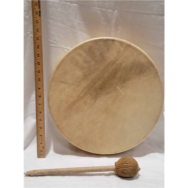 drum and mallet