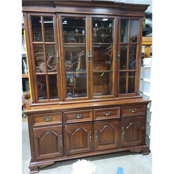 Gibbard Cherry china cabinet