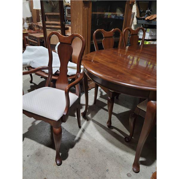 Gibbard Cherry table chair's 6