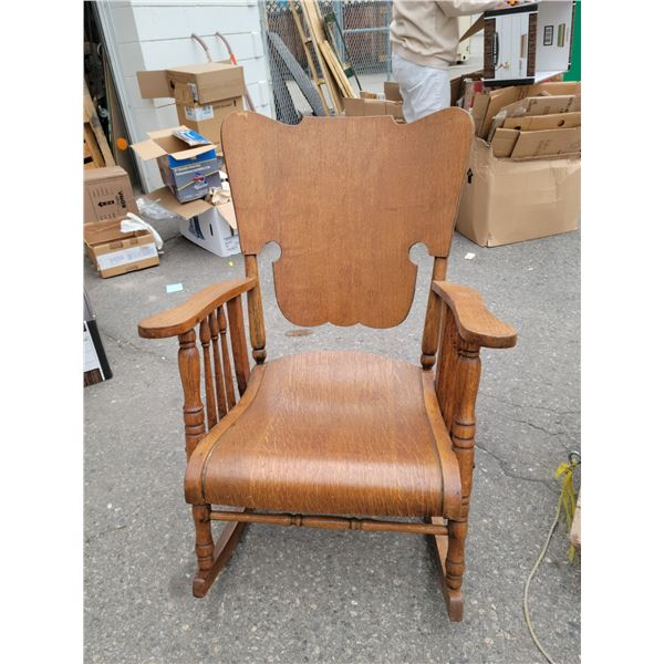 rocking chair arts crafts