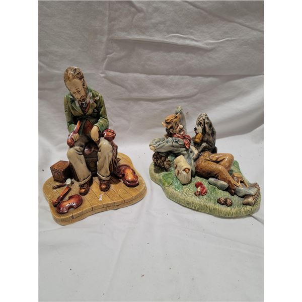 naturecraft figurines