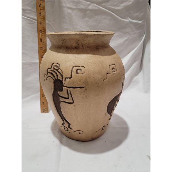 kokopeli pottery