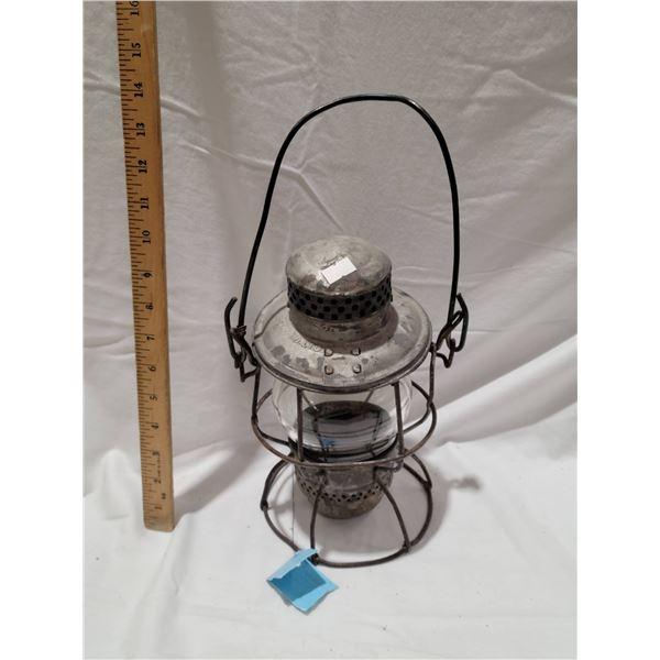 CNR lantern white