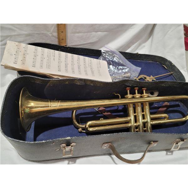 trumpet  brass