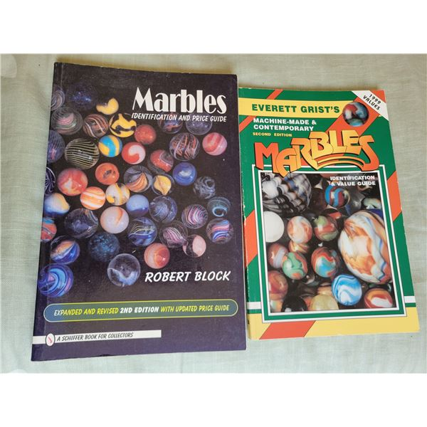 marble collectors books