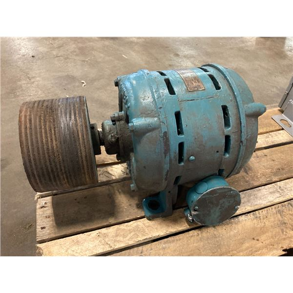 Howell Motors 1HP Induction Motor, Type: SCRB