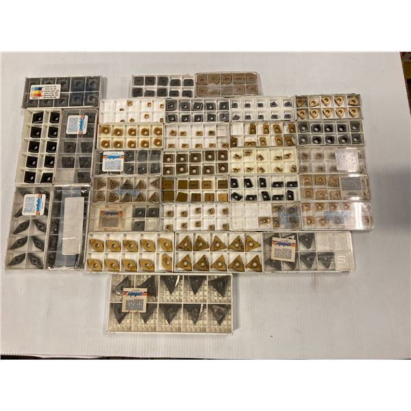 Lot of New? Misc Seco Carbide Inserts