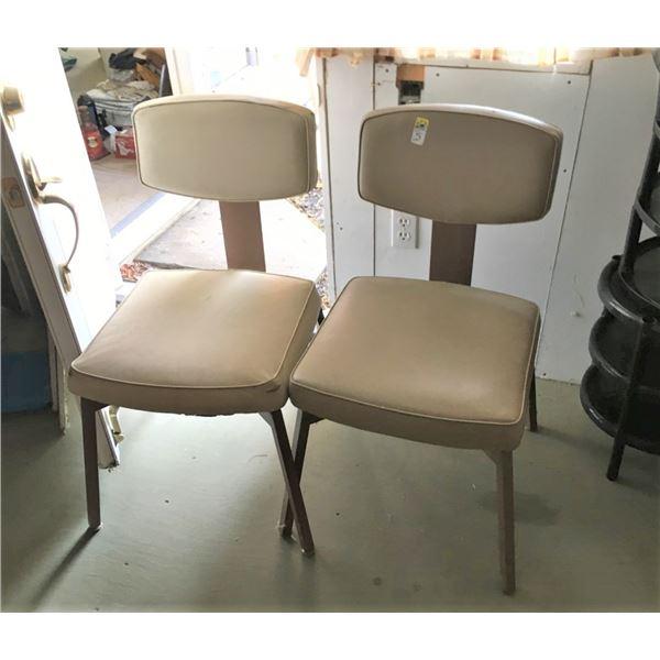 THREE Chairs - Beige