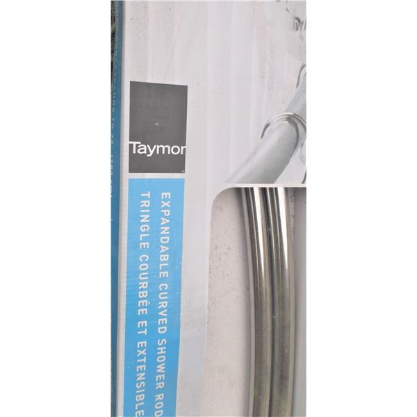 Curved/Rounded Shower Curtain Rod