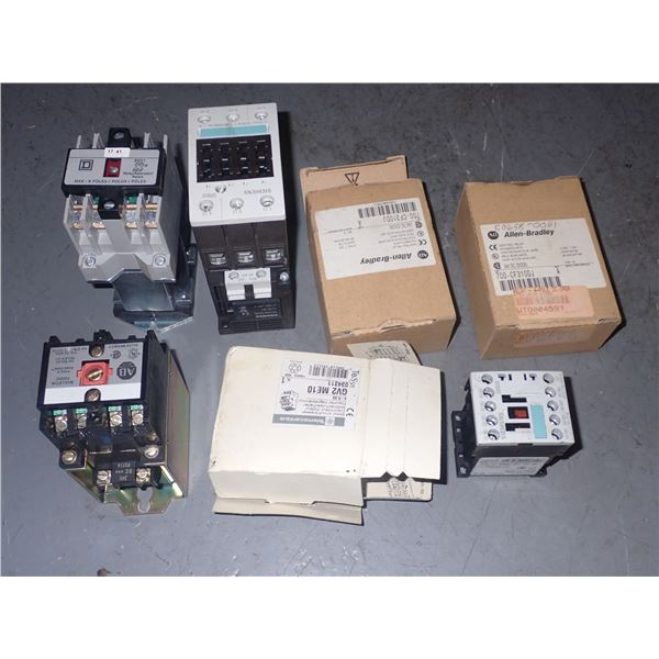 Lot of Electrical Units