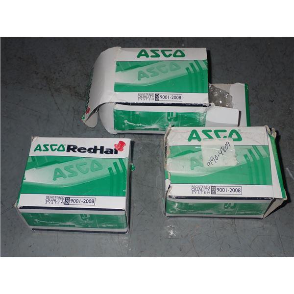 Lot of ASCO units