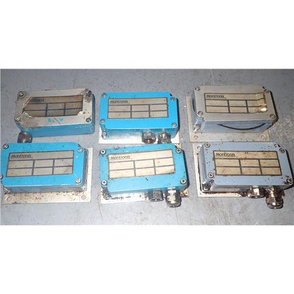 Lot of Montronix #TSFA1-1RBHG & #TSFA1-RBHG Amplifiers