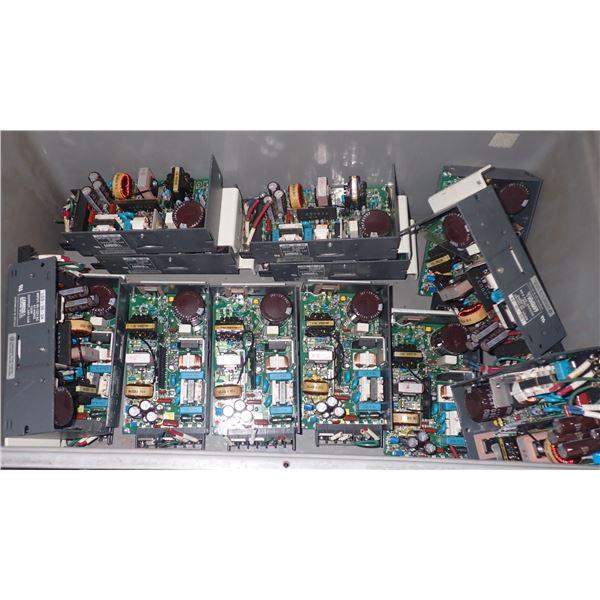 Lot of (13) Lambda #LSS-38-24 Regulated Power Supplies