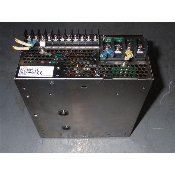 COSEL #PAA600F-24 POWER SUPPLY