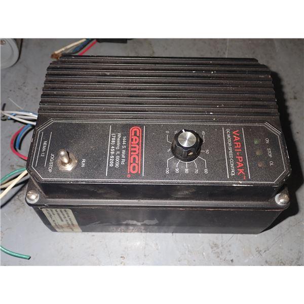 Camco #92A61633010000 Vari-Pak DC Variable Motor Controller