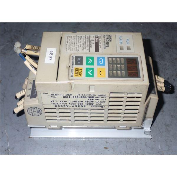 Omron #3G3EV-A2002M SYSDRIVE Inverter