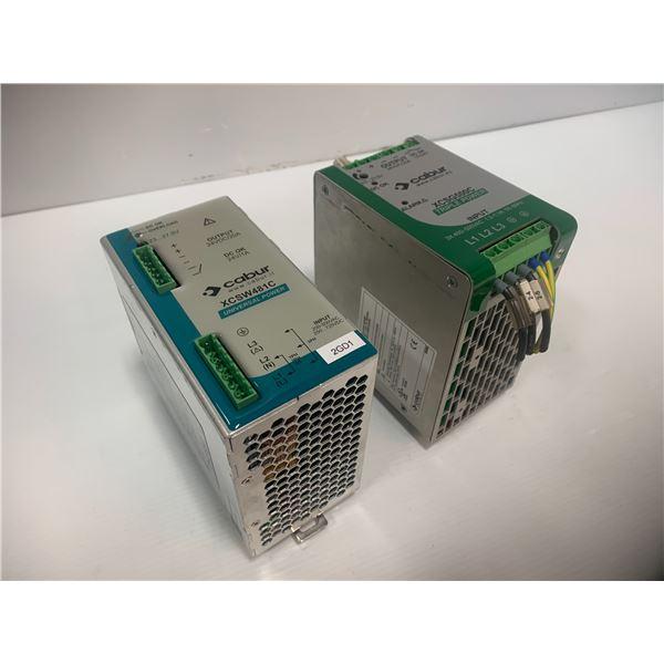 Lot Cabur Power Supplies (see pics)