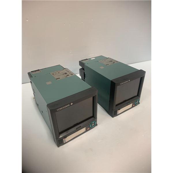 Lot Daystation Yokogawa DX1004 Recorders