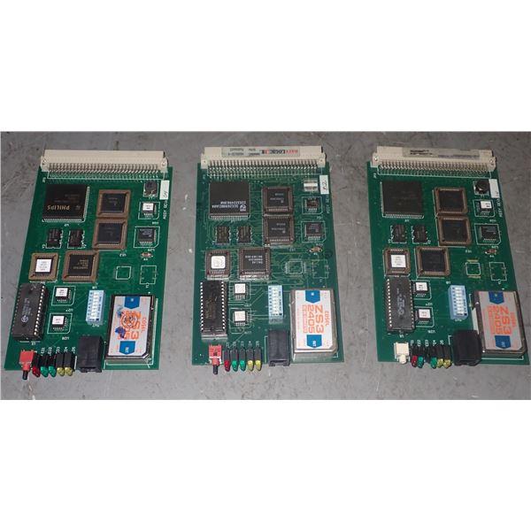 Lot of (3) DATALOGIC HS882B-4 Controller Boards