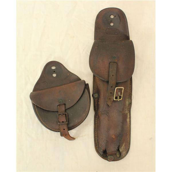 Shipley Saddle Pouches