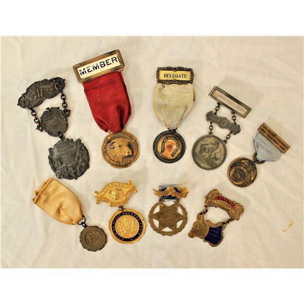 Rare Livestock Commission Medals