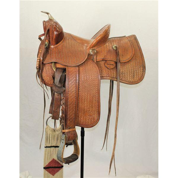Fred Mueller Saddle