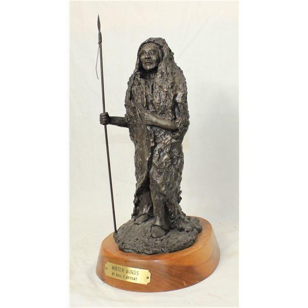 Paul Bryant Bronze