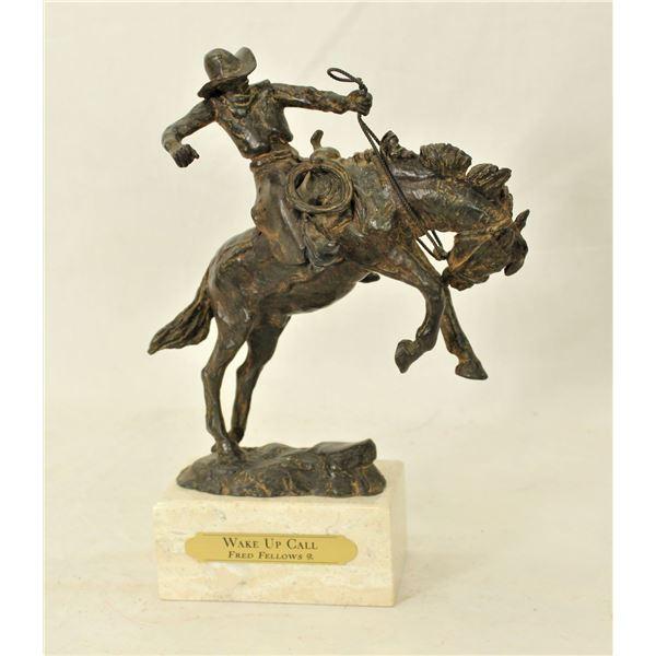 Fred Fellows Bronze