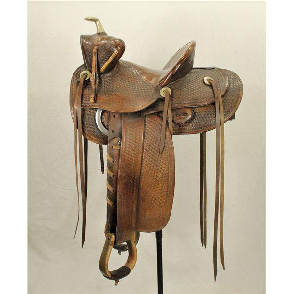 Miller Saddlery Saddle