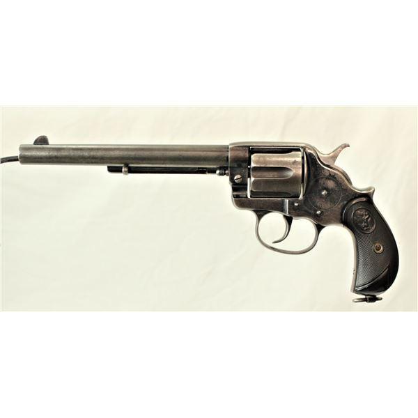 Colt 1878 DA Etched Panel Revolver