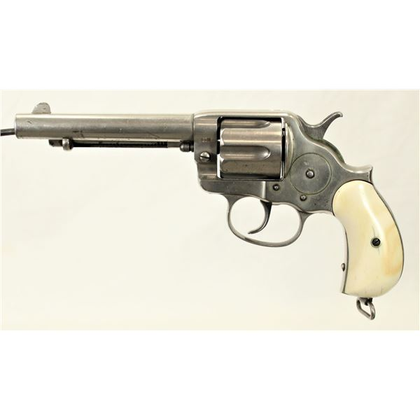 First Year Production Colt Model 1878 Frontier Smoothbore Revolver