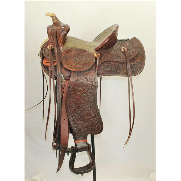 Western Saddlery Saddle