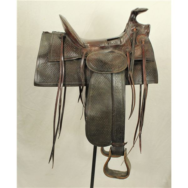 Slickfork Main & Winchester Tree Saddle