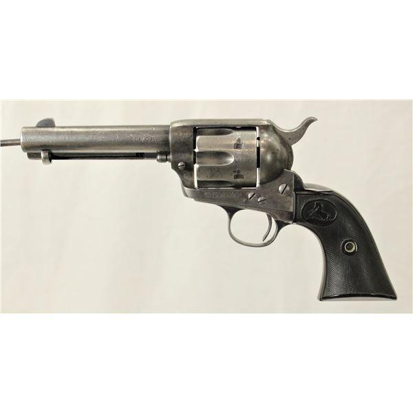 Texas Shipped Colt SAA Revolver