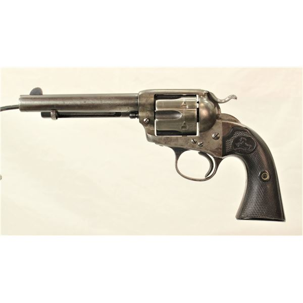 Texas Shipped Colt Bisley