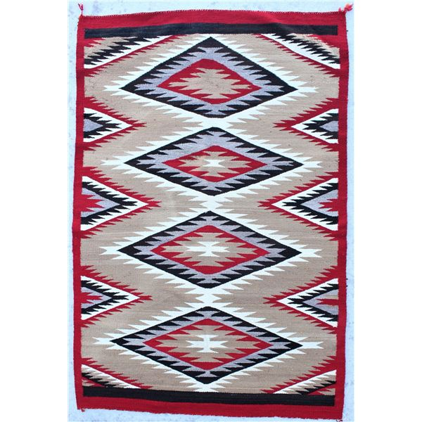 Red Mesa Navajo Weaving
