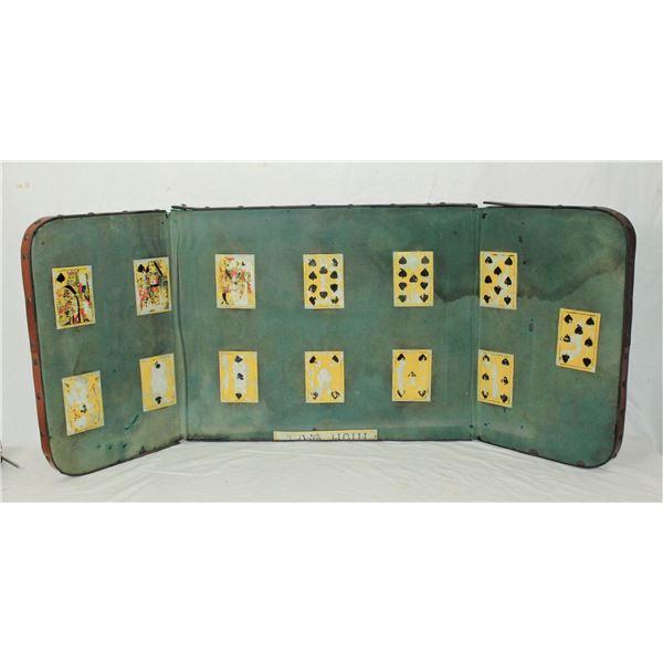 Antique Faro Board