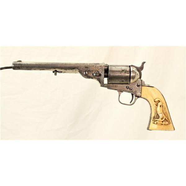 Colt 1872 Open Top Revolver