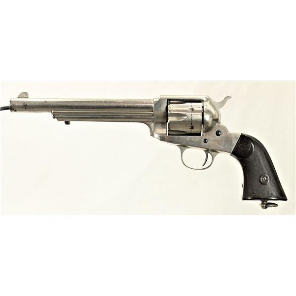 Scarce Remington 1890 Single Action Revolver