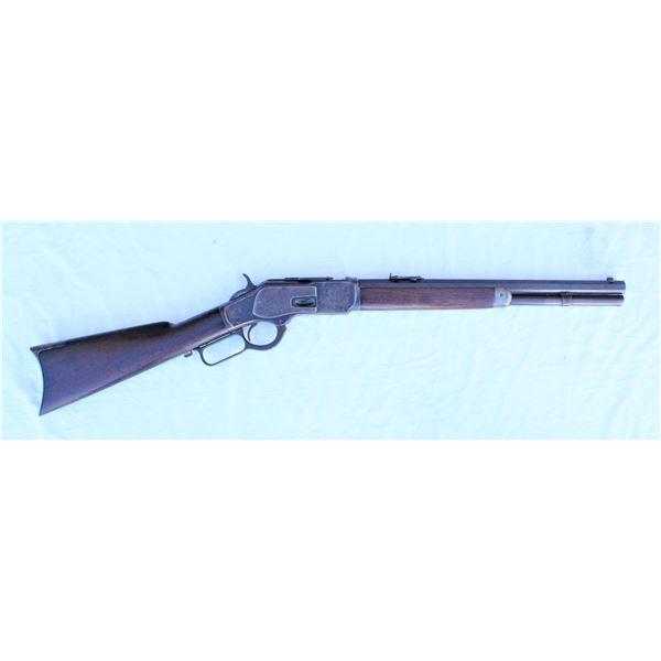 Special Winchester 1873 Trapper Rifle