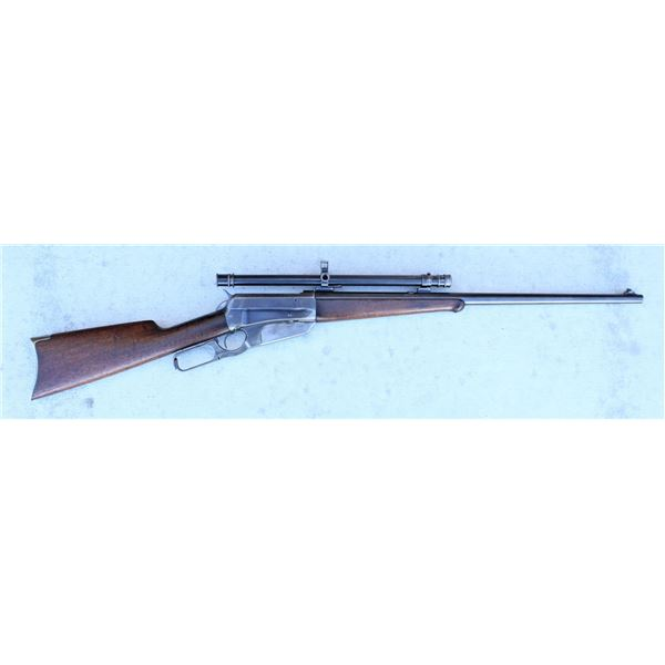 Winchester 1895 30-06 Rifle with Factory A-5 Scope