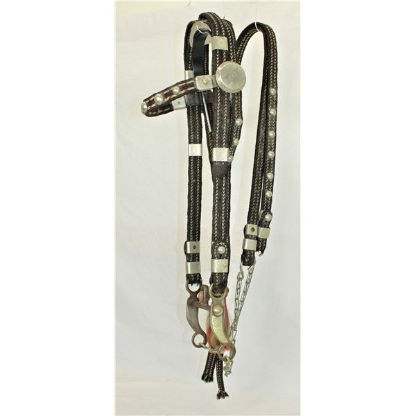 Magnificent Canon City Horsehair Bridle