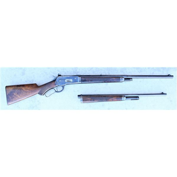 Elmer Keith's Deluxe Winchester 1886 Rifle