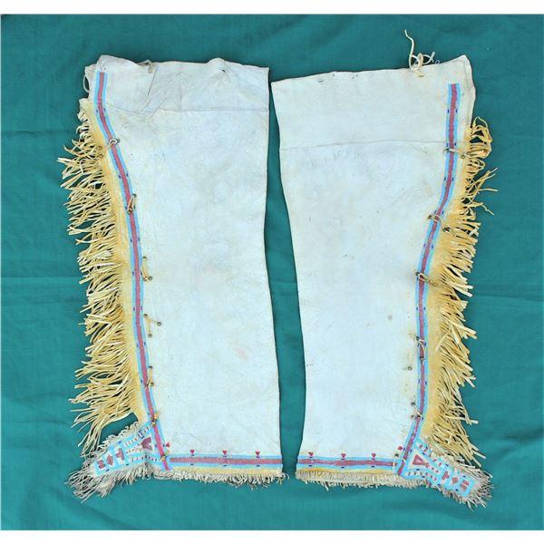 Kiowa Beaded Leggings