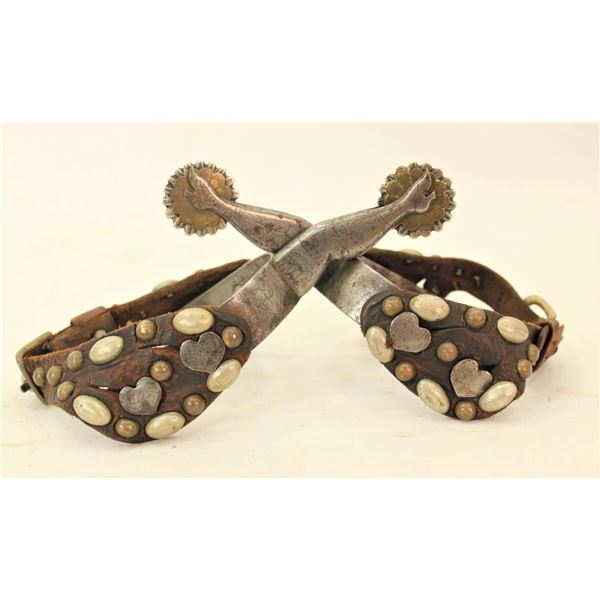 Incredible Texas Style Spurs