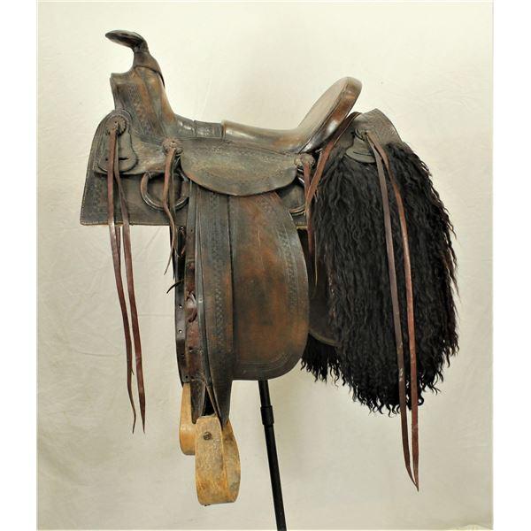Extraordinary Halfseat Saddle