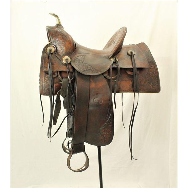 T. Flynn Saddle
